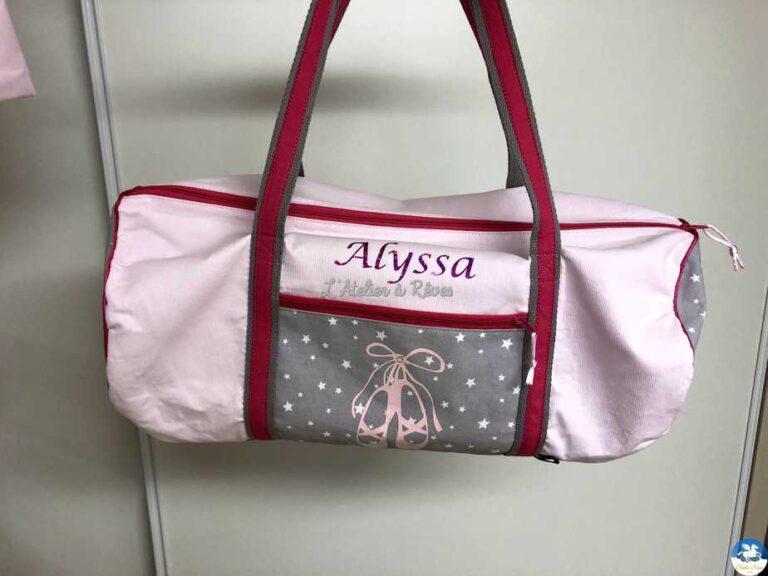 Le sac pour petite danseuse