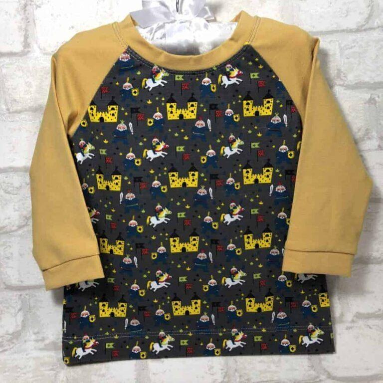 """Tee-shirt """"chevaliers"""" pour mini boy"""